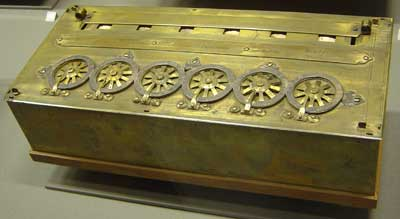A Pascaline from 1652