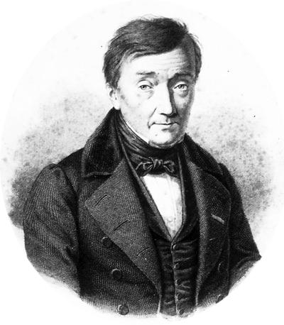 Portrait of Jean-Baptiste Schwilgué