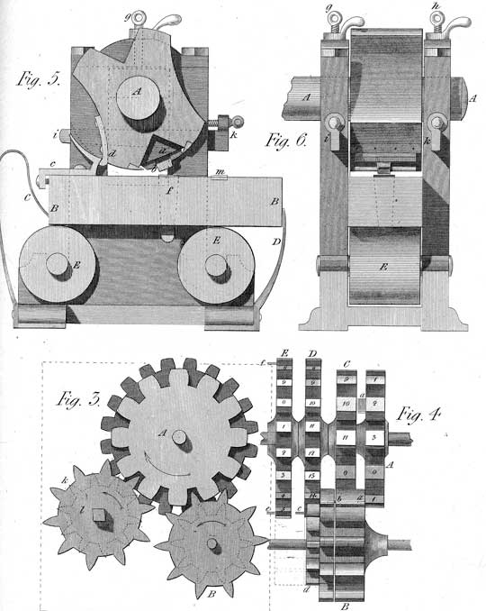 Plate 43 of White's New Century of Inventions
