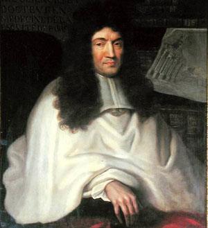 Portrait de l'Architecte Claude Perrault, Musée de l'Histoire de la Médecine, Paris