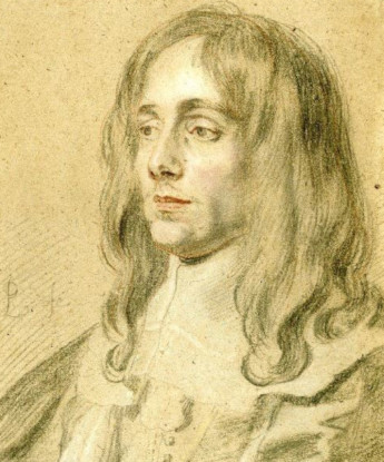 Charles Cotterell, portrait from 1660