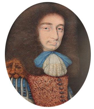Cotterell Portrait