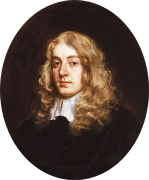 Portrait of Sir Samuel Morland, by Peter Lely