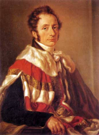 Philip Henry Stanhope, 4th Earl Stanhope