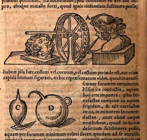 Page 542 of Magne sive de Arte Magnetica of Athanasius Kircher