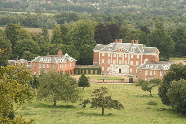 Chevening House in Kent