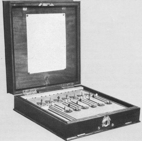 A copy of Gersten's machine