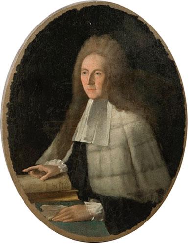 Giovanni Battista Morgagni, а long standing friend, colleague, and doctor of Giovanni Poleni