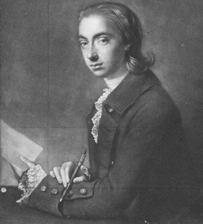 Philip Stanhope (1746-1763), brother of Charles Stanhope, in 1762