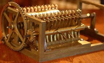 The machine of Stanhope from 1777