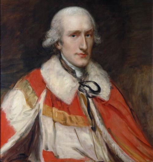 Lord Charles Stanhope (1753-1816)
