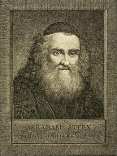 Abraham Jakub Stern (1768-1842)