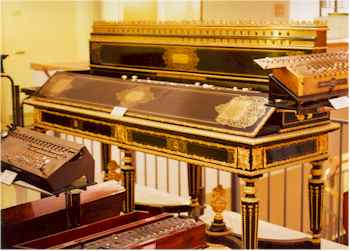 The Piano Arithmometer of Colmar, 1855