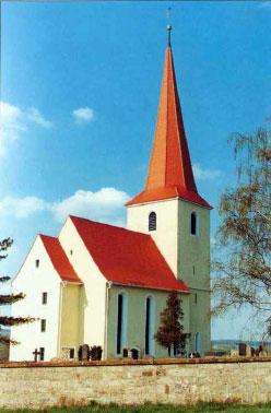 Evangelisch-lutherische Pfarrkirche St. Markus Dottenheim