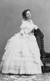 Francesca (Frasquita) Garcia de Ampudia Alvarez (Mme Thomas de Colmar)