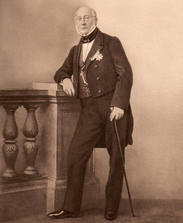 Charles-Xavier Thomas de Colmar (1785-1870).