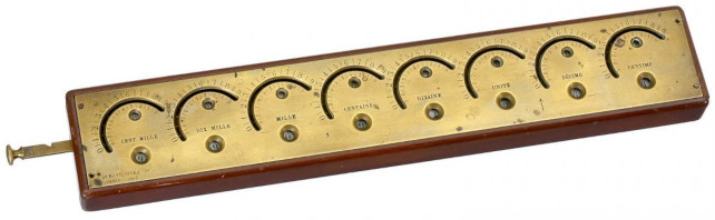 An example of the adding machine of Roth