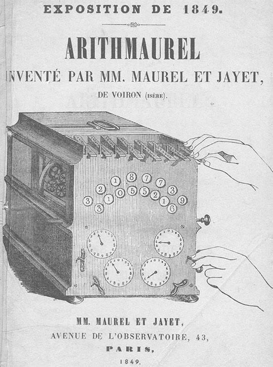 The Arithmaurel of Maurel and Jayet