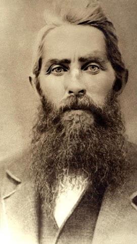 Judge David Olcott Shattuck (1800-1892), the founder of California branch of the Shattucks