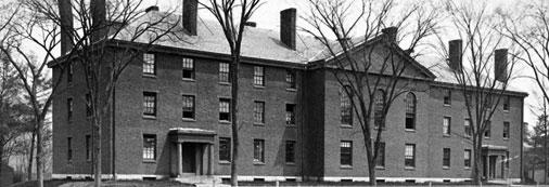 The Harvard Divinity School (source: www.hds.harvard.edu)