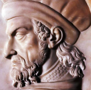 Paolo Guinigi (1372-1432) a lord of Lucca from 1400 until 1430