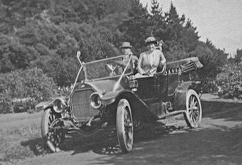 Arthur Ewing Shattuck (1854-1932) and his wife Margaret (Sharp) (1871-1965)