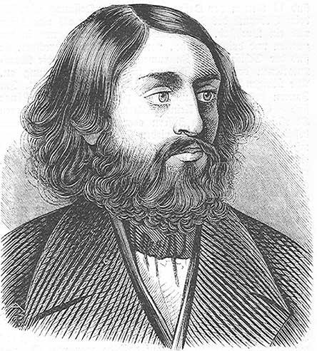 Chaim Zelig Slonimski in 1840s