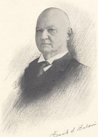 Frank Stephen Baldwin (1838-1925)