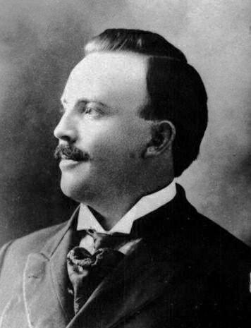 Frank Stephen Baldwin in 1870