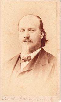 Jabez Burns (1826-1888)