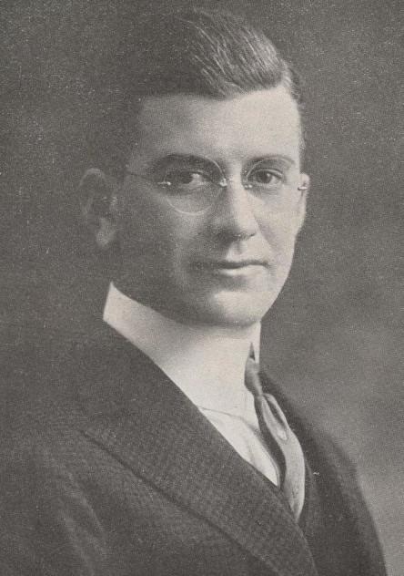 Jay Randolph Monroe in 1919