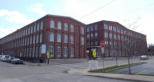 Lovell Manufacturing Company, Erie, Pennsylvania, a photo from 2013