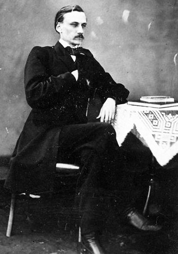 Axel Jacob Petersson (1834-1884)