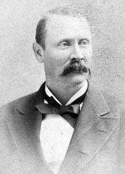 Charles Henry Webb in 1877