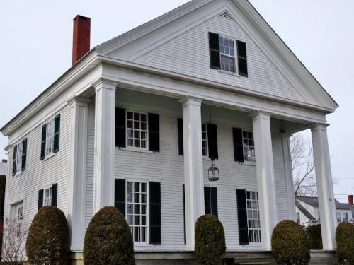 Peter Grant House, 30 Grant St., Farmingdale, Maine