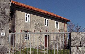 The house in Esmoris, where Ramon Verea was born