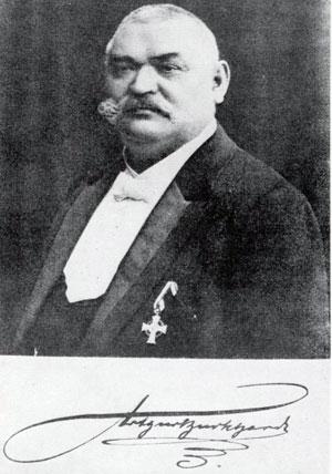 Gotthilf Robert Arthur Burkhardt (1857-1918)