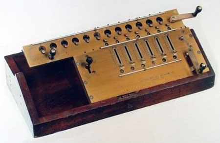 An early Layton-Tate machine