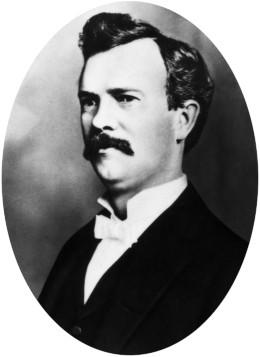 William Seward Burroughs (1857-1898)