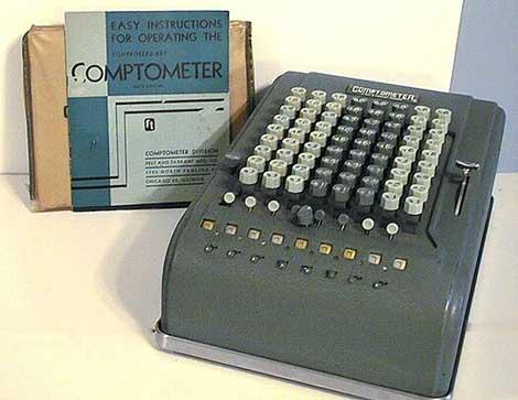 Comptometer Model 3D11