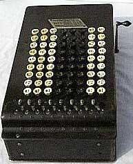 Comptometer Model C