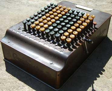 Comptometer Model J