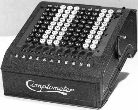Comptometer Model K