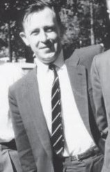 Geoff Hill in 1960
