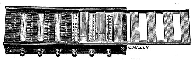 Petit appareil multiplicateur (Small Multiplicator) of Leon Bollee
