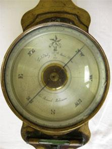 A compass of Leonard Nutz