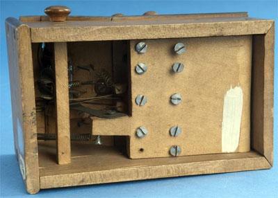 David Carroll's Adding Machine—bottom view (© Smithsonian National Museum)