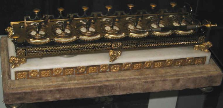 Sauter's adding machine (© Science Museum, London)