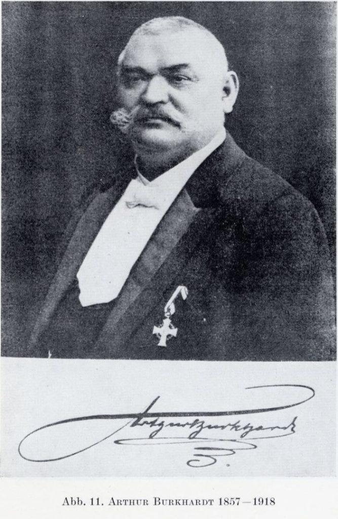 Arthur Burkhardt (1857–1918)