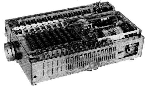 Rechnitzer's last machine